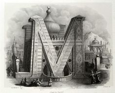 Antonio Basoli, 1839 #M #type #illustration #architecture