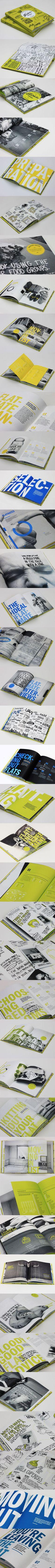 Flatmates Handbook #neon