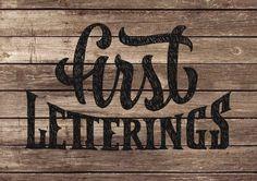 gustavo mancini #lettering
