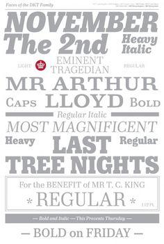 The Royal Danish Theatre - Visual Identity #typography