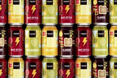Dockside Brewing Company #packaging #beer #can #label