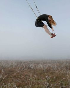 Sleep Elevations: Surreal Portrait Photography by Maia Flore