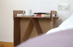AdrianCandela_01 #corrugado #furniture #cartn #mobiliario