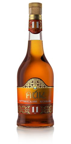 HAYK brandy - Somestuff.ru