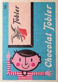 matchbox label | Flickr - Photo Sharing! #design #retro #mathcbook #illustration #vintage #cute
