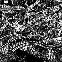 WERKDISCS / WERKHAUS Loup Blaster #illustration