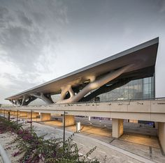 CJWHO ™ (Qatar National Convention Centre, Doha, Qatar by...) #amazing #center #design #architecture #qatar #convention #national