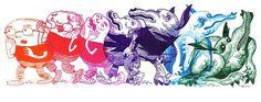 Awoo Sketch #werewolf #subsub #print #lambert #comic #illustration #joseph #monster