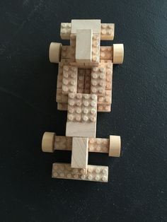 Wooden Bricks F1