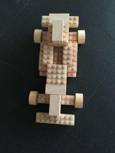 Wooden Bricks F1