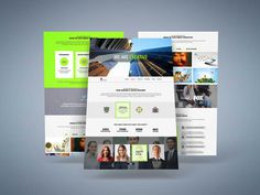 Faddy – One page Parallax Template