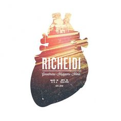 RICHEIDI #design #graphic