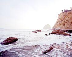 Surfing Oregon State - Benji Wagner for GlobalYodel.com #wanderlust #surf #campvibes #portland #travel #oregon