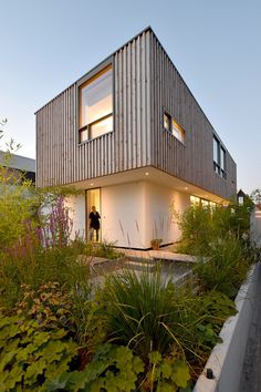 Yellow Iris House by GAAGA Studio / Netherlands