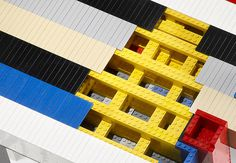 The Lego Histogram 2.0, by Nucleo #product #design #lego