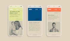 ELKER website mobile