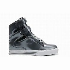 supra tk society high top silver white women skate shoes #fashion