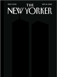 The New Yorker Sept. 24th, 2001