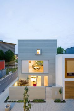 Stripe House – a Mixed-Use Home by GAAGA