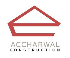 Accharwal Construction - Identity #construction #design #home #real #estate