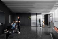 Heng Salon — A 29-Square-Meter Pop-Up Scalp Care Salon