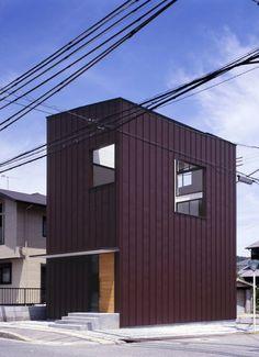 Adzuki House / Horibe Naoko Architect Office #houses #architecture #facades