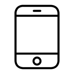 See more icon inspiration related to smartphone, telephone, mobile phone, cellphone, technology, phone call, telephone call and communications on Flaticon.