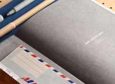 Notebook By Hard Graft #tech #flow #gadget #gift #ideas #cool