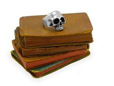 "ryan matthew cohn — ""Keith"" Half Skull Ring #cohn #ryan #matthew #skull #ring"