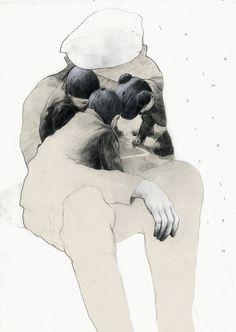 Illustrations by Simon Prades | 123 Inspiration