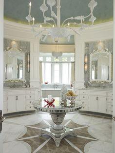 Ocean Reef Club residence, FL. Taylor & Taylor, Inc., interior designers, Miami