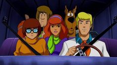 THE MYSTERY OF SCOOBY DOO