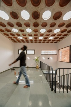 ceiling, India / STO.M.P Architects