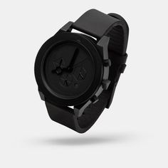 #watch, #black, #reloj, #pulsera, #iconic, #graphite, #iconic, #time