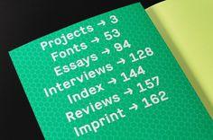 Slanted # 18 - Signage / Orientation   Slanted - Type Weblog and magazine / Bench.li