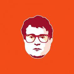 Más tamaños | Ilustración ©RaulSualdea | Flickr: ¡Intercambio de fotos! #glasses #illustration #boy #geek