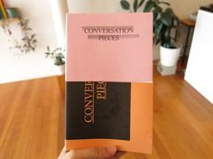 Conversation Pieces   Perimeter Books