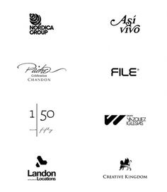 Logotypes®/GreatLogos #mark #logo #brand #identity #type