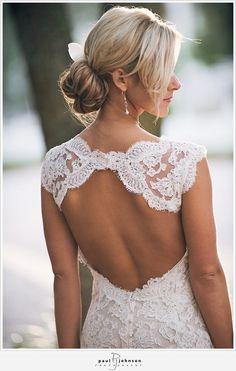 dream wedding dress. | Dress #dress