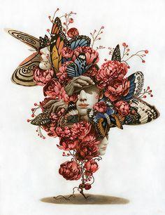 glittertomb:Pockypuu #flower