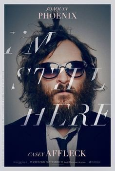 'I'm Still Here' Movie poster.
