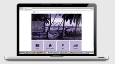 Surf Sri Lanka // Wed Design - Corporate - Infographic on the Behance Network #modernism #design #web #clean