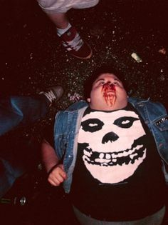 Tumblr #nosebleed #photography #misfits