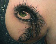 30 Incredible Realistic Tattoo Designs #tattoo #designs #realistic