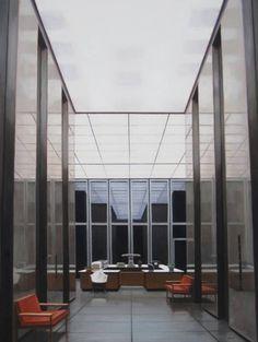 Danny Heller, New works. #modernism #city