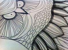 Fotos del muro (1) #clementti #illustration #priscila #particula