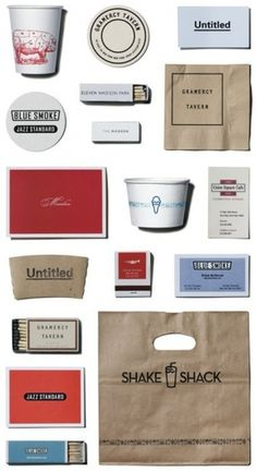 ABC / pieces of danny meyer's empire #branding