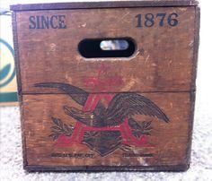Vintage Flea Market Finds, Pt.II - TheDieline.com - Package Design Blog #beer #antique