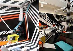 FFFFOUND! | The Cool Hunter - Welcome #interior #design #graphic #pattern