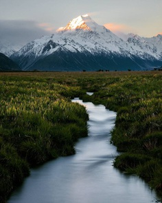 The Striking Nature Landscapes of New Zealand by Sam Deuchrass